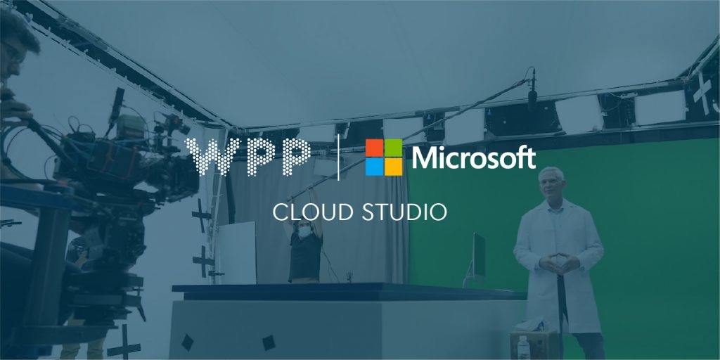 WPP and Microsoft partner with launch of Cloud Studio