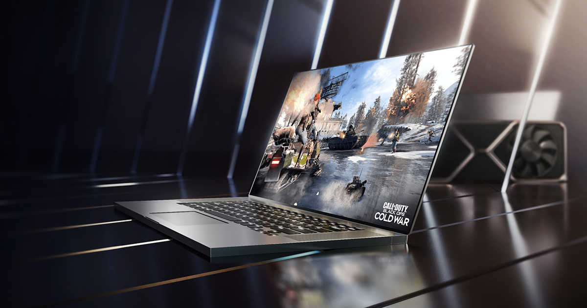 NVIDIA brings GeForce RTX 30 Series to mainstream laptops