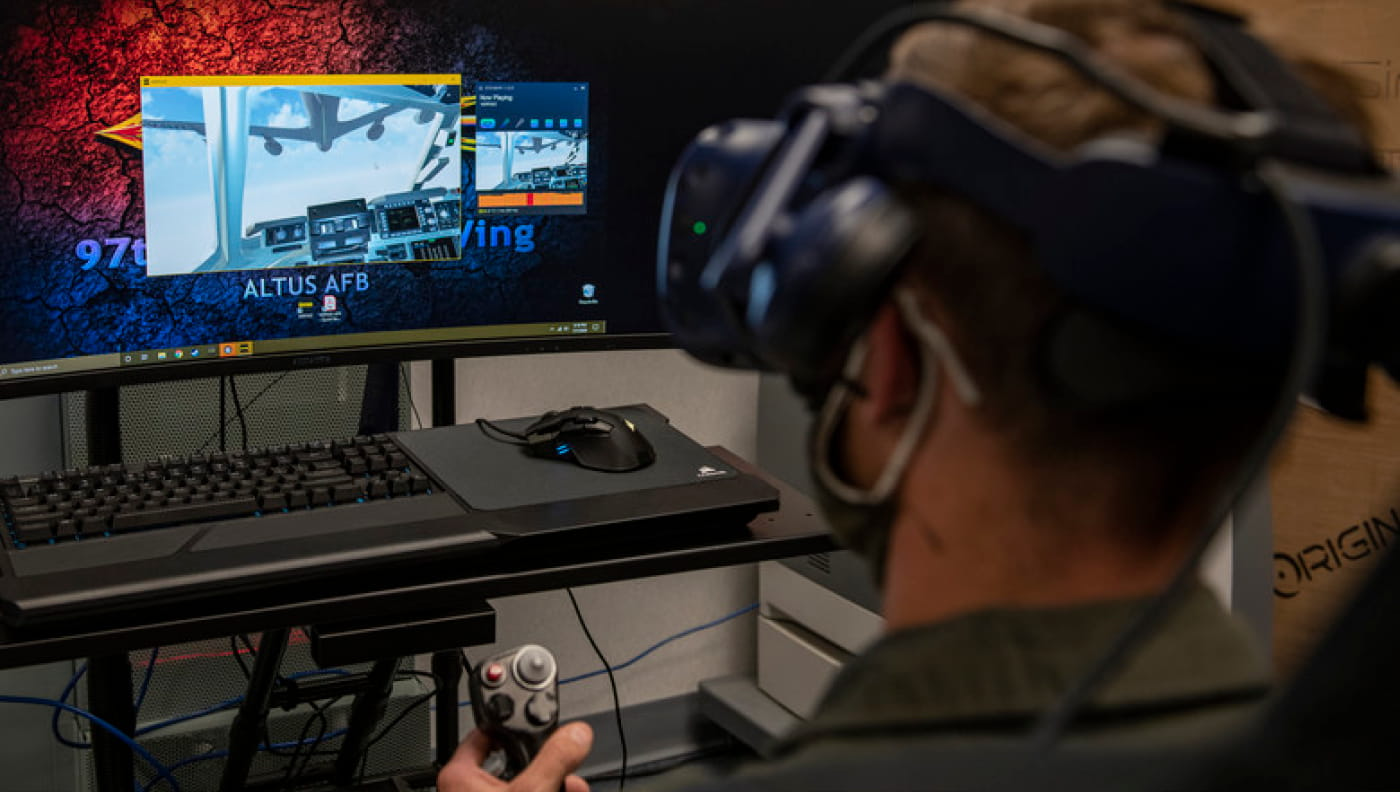 Specular Theory Wins $4.5M Defense Contract Delivering Virtual Reality Training to Air Force