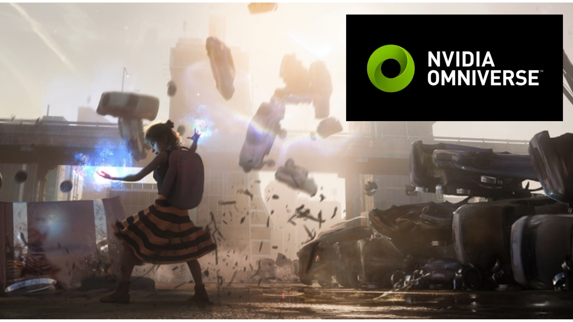 NVIDIA Brings Millions Of Content Creators Into the Metaverse With Expanded Omniverse Platform